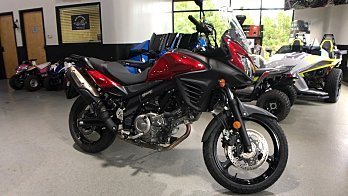 2016 Suzuki V-Strom 650 for sale 200375851